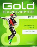 GOLD EXPERIENCE B2 SB WITH DVD AND MYENGLISHLAB - 1ST ED