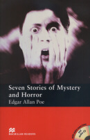 SEVEN STORIES OF MYSTERY AND HORROR  WITH CD (2)
