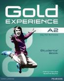 GOLD EXPERIENCE A2 SB WITH DVD-ROM - 1ST ED