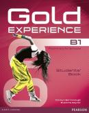 GOLD EXPERIENCE B1 SB WITH DVD-ROM - 1ST ED
