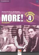 MORE! 4 WORKBOOK - 2ND ED