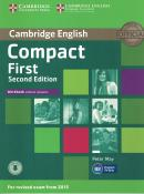 CAMBRIDGE ENGLISH COMPACT FIRST WORKBOOK WITHOUT ANSWERS - 2ND ED