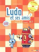 LUDO ET SES AMIS 1 LIVRE DE L´ELEVE + CD AUDIO - NOUVELLE EDITION