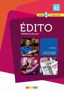 EDITO B2 LIVRE + CD MP3 + DVD - 3ª ED