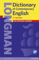 LONGMAN DICTIONARY OF CONTEMPORARY ENGLISH WITH ONLINE ACCESS - 6TH ED