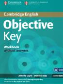 OBJECTIVE KEY WORKBOOK WITHOUT ANSWERS - 2ND ED