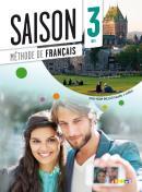SAISON 3 LIVRE ELEVE + CD AUDIO + DVD (B1)