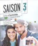 SAISON 3 CAHIER D´ACTIVITES + CD MP3 (B1)
