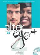 ALTER EGO+ 4 - LIVRE DE L´ELEVE + CD-ROM (B2)
