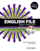 ENGLISH FILE BEGINNER SB WITH ITUTOR AND ONLINE SKILLS - 3RD ED