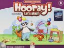 HOORAY! LET´S PLAY! B SB WITH AUDIO CD
