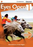 EYES OPEN 1 WORKBOOK WITH ONLINE PRACTICE - 1ST ED