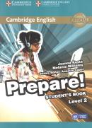 CAMBRIDGE ENGLISH PREPARE! 2 STUDENT´S BOOK - 1ST ED