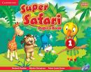 SUPER SAFARI BRITISH ENGLISH 1 PUPIL´S BOOK WITH DVD-ROM - 1ST ED