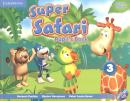SUPER SAFARI BRITISH ENGLISH 3 PUPIL´S BOOK WITH DVD-ROM - 1ST ED