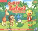 SUPER SAFARI AMERICAN ENGLISH 1 STUDENT´S BOOK WITH DVD-ROM - 1ST ED