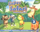 SUPER SAFARI AMERICAN ENGLISH 3 STUDENT´S BOOK WITH DVD-ROM - 1ST ED