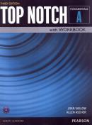 TOP NOTCH FUNDAMENTALS SPLIT A SB WITH WB - 3RD ED
