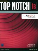 TOP NOTCH 1B SPLIT SB WITH MYENGLISHLAB - 3RD ED