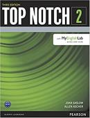 TOP NOTCH 2 SB WITH MYENGLISHLAB - 3RD ED