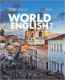 WORLD ENGLISH 1A COMBO SPLIT WITH CD-ROM - 2ND ED