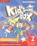 KIDS BOX AMERICAN ENGLISH 2 STUDENT´S BOOK - 2ND ED