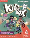 KIDS BOX AMERICAN ENGLISH 4 SB - 2ND ED