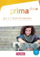 PRIMA PLUS A1.1 SCHULERBUCH