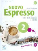 NUOVO ESPRESSO 2 LIBRO STUDENTE E ESERCIZI A2 + DVD ROM