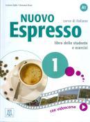 NUOVO ESPRESSO 1 LIBRO STUDENTE + DVD ROM A1