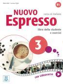NUOVO ESPRESSO 3 LIBRO STUDENTE E ESERCIZI  + DVD ROM B1