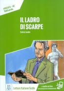IL LADRO DI SCARPE - LIBRO + AUDIO ONLINE - NIVEL 3 (A2)