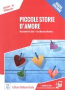 PICCOLE STORIE D´AMORE - LIBRO + AUDIO ONLINE - NIVEL 4 (B1) - NUOVA EDIZIONE