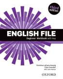 ENGLISH FILE BEGINNER WB WITH KEY - 3RD ED