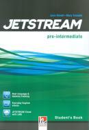 JETSTREAM PRE-INTERMEDIATE SB + E-ZONE
