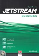JETSTREAM PRE-INTERMEDIATE WB + AUDIO CD + E-ZONE
