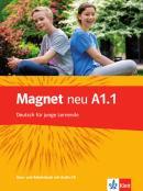 MAGNET NEU A1.1 KURS- UND ARBEITSBUCH MIT AUDIO CD