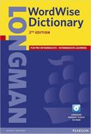 LONGMAN WORDWISE DICTIONARY PAPER WITH CD-ROM - 2ND EDITION