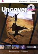 UNCOVER 2 STUDENT´S BOOK - 1ST ED