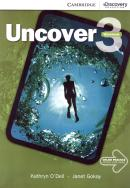UNCOVER 3 WORKBOOK WITH ONLINE PRACTICE - 1ST ED