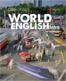 WORLD ENGLISH INTRO A COMBO SPLIT WITH CD-ROM - 2ND ED