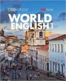 WORLD ENGLISH 1B COMBO SPLIT WITH CD-ROM - 2ND ED
