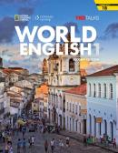 WORLD ENGLISH 1B COMBO SPLIT WITH ONLINE WORKBOOK - 2ND ED