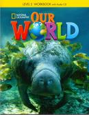 OUR WORLD 2 BRE - WORKBOOK WITH AUDIO CD