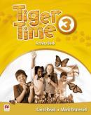 TIGER TIME 3 ACITIVITY BOOK