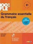 GRAMMAIRE ESSENTIELLE DU FRANCAIS B1 + CD MP3