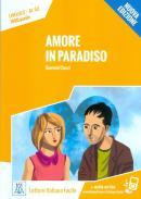 AMORE IN PARADISO - LIBRO + MP3 ONLINE - NIVEL 2 (A1-A2) - NUOVA EDIZIONE