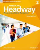 AMERICAN HEADWAY 2 SB WITH OXFORD ONLINE SKILLS PROGRAM - 3RD ED