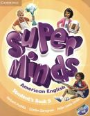 SUPER MINDS AMERICAN ENGLISH 5 STUDENT´S BOOK WITH DVD-ROM - 1ST ED