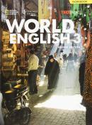 WORLD ENGLISH 3 WORKBOOK - 2ND ED